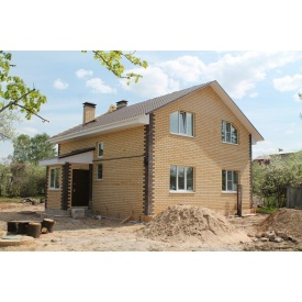 Будівництво будинків і котеджів з цегли