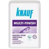 Шпаклевка гипсовая мульти-финиш KNAUF 5 кг