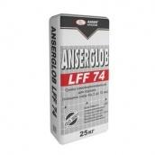 Самовыравнивающая смесь для пола Anserglob LFF-74 2-10 мм 25 кг