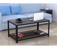 Журнальний столик V-105 Loft-Design 1050х500х600 мм дсп дуб-палена