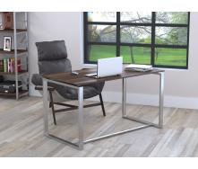 Письмовий стіл Loft-design Q-135 1350х700х750 мм Горіх-Модена