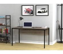 Письменный стол Loft-design L-3p 1380х750х700 мм дсп дуб-палена