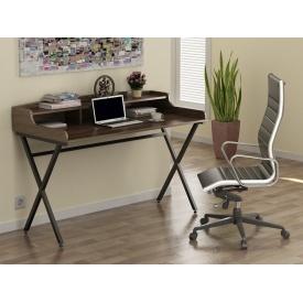 Комп'ютерний стіл Loft-design L-10 750х1160х580 мм лдсп горіх-модена