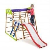 Дитячий спортивний комплекс для квартири Карамелька Plus 2 SportBaby