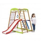 Дитячий спортивний комплекс для будинку BabyWood Plus 2 SportBaby