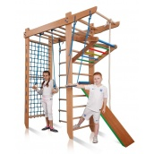 Дитячий спортивний куток з рукоходом Гімнаст 5-240 SportBaby