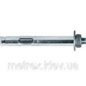 Анкер с гайкой однораспорный М8 10х140 мм