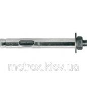 Анкер с гайкой однораспорный М8 10х110 мм