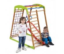 Детский спортивный комплекс для дома BabyWood Plus 1 SportBaby