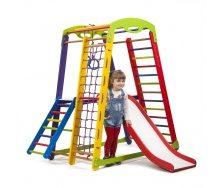 Дитячий спортивний куточок- Малюк 1 Plus 2 SportBaby