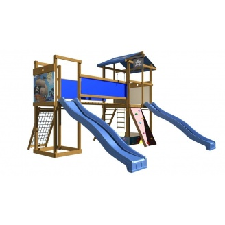 Дитячий майданчик SportBaby 11