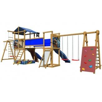 Дитячий майданчик SportBaby №13 3150х4000х9600 мм