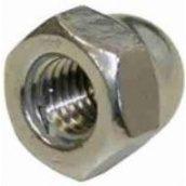 Гайка колпачковая DIN5187 М8 нержавеющая сталь А2