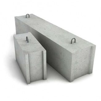 Фундаментний блок Каскад-Бетон ФБС 9.3.6-Т 880х300х580 мм