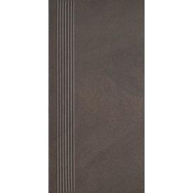 Ступень Paradyz Rockstone Umbra Stopnica Prosta Mat 298х598х9 мм (1174648)