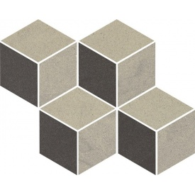 Мозаика Paradyz Rockstone Antracite Cieta Mix 204х238х9 мм (1174653)