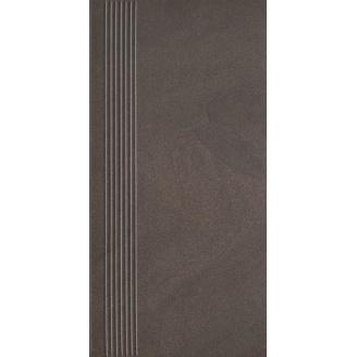 Ступінь Paradyz Rockstone Umbra Stopnica Prosta Mat 298х598х9 мм (1174648)