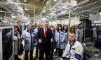 На Закарпатье открыли уже четвертый завод по производству электроники (Фото)