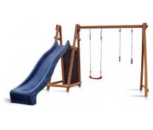 Детская горка Sportbaby Babyland-8 3-х метровая