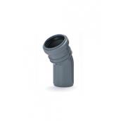 Отвод ПП HTplus Magnaplast 50 мм 30 градусов