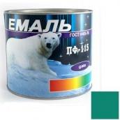Эмаль Gaia ПФ-115 морская волна 2,5 кг