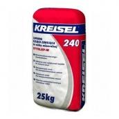 Клей для минеральной ваты Kreisel 240 армирование