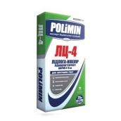 Самовыравнивающаяся смесь для пола Полимин ЛЦ 4 3-15 мм 25 кг