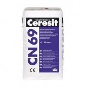 Самовыравнивающаяся смесь для пола Церезит СН 69 3-15 мм 25 кг