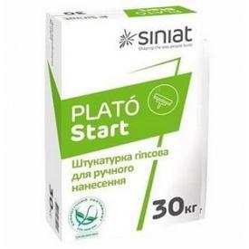 Штукатурка гіпсова PLATO Start 30 кг