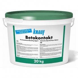 Грунтівка Knauf Betokontakt 20 кг