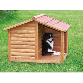 Будка для собак Малек 1х1х0,8 м