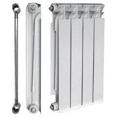 Монтаж радиаторов и радиаторной арматуры