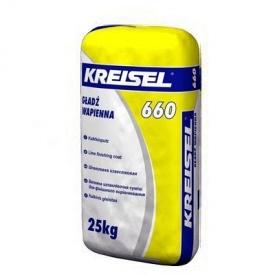 Шпатлевка пластичная Kreisel 660 25 кг