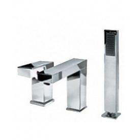 Змішувач для ванни врізний Welle XM28024D-1320B