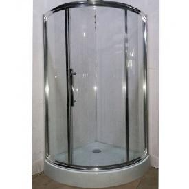 Душова кабіна AquaStream Premium 99 L одна двері