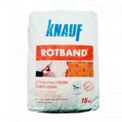 Штукатурка гіпсова KNAUF Rotband універсальна 15 кг