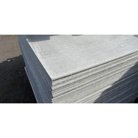 Лист хризотилцементный плоский Кричевцементношифер 1750х1100х10 мм