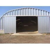 Строительство зернохранилища под ключ