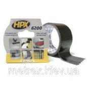Сверхпрочная армированная ремонтная лента HPX 6200 50 мм 5 м черная
