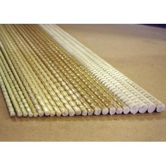 Прут стеклопластиковый с песком 20 мм 6 м