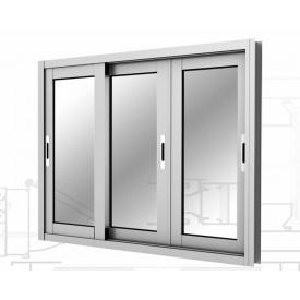 Алюминиевое окно из профиля KURTOGLU