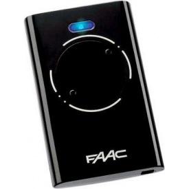 Пульт FAAC 2-х канальный XT2 868 SLH LR черный