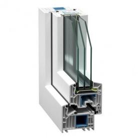 Металлопластиковое окно с профилем VEKA