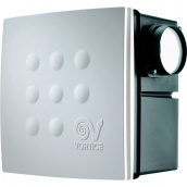 Вытяжной вентилятор Vortice Vort Quadro Medio IT-HCS