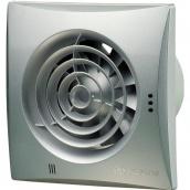 Вытяжной вентилятор Вентс 100 Квайт Алюминий матовый