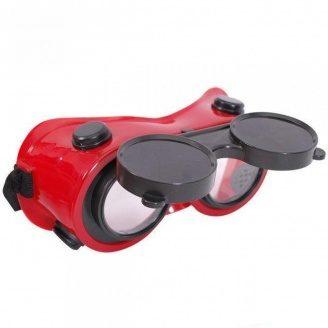 Очки сварщика INTERTOOL SP-0023