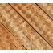 Террасная доска из лиственницы 27х142х2000 мм сорт Эстра