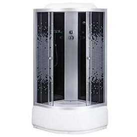 Гідробокс Sansa 9900AM мозаїк 100x100х215 см