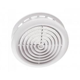Дифузор Вентс 125 МВ ПФС пластиковий 125х166х166х72 мм білий