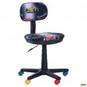 Кресло детское AMF Бамбо Машинки 590x590x920 мм
